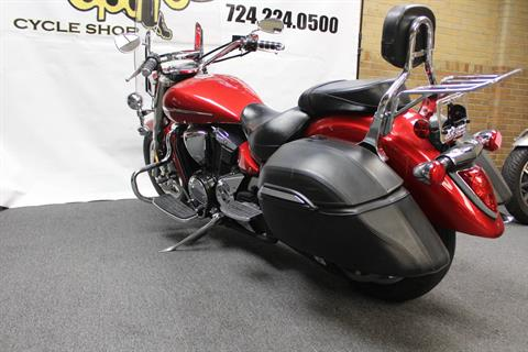 2009 Yamaha V Star 1300 Tourer in Tarentum, Pennsylvania