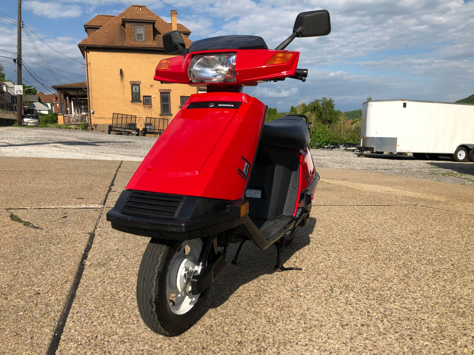 2004 Honda Elite 80 in Tarentum, Pennsylvania - Photo 1