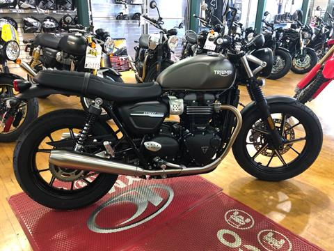 2020 Triumph Street Twin in Tarentum, Pennsylvania - Photo 1