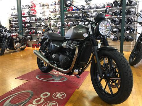 2020 Triumph Street Twin in Tarentum, Pennsylvania - Photo 2