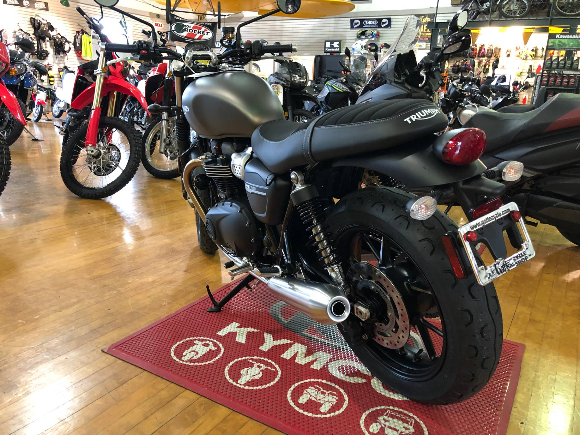 2020 Triumph Street Twin in Tarentum, Pennsylvania - Photo 6