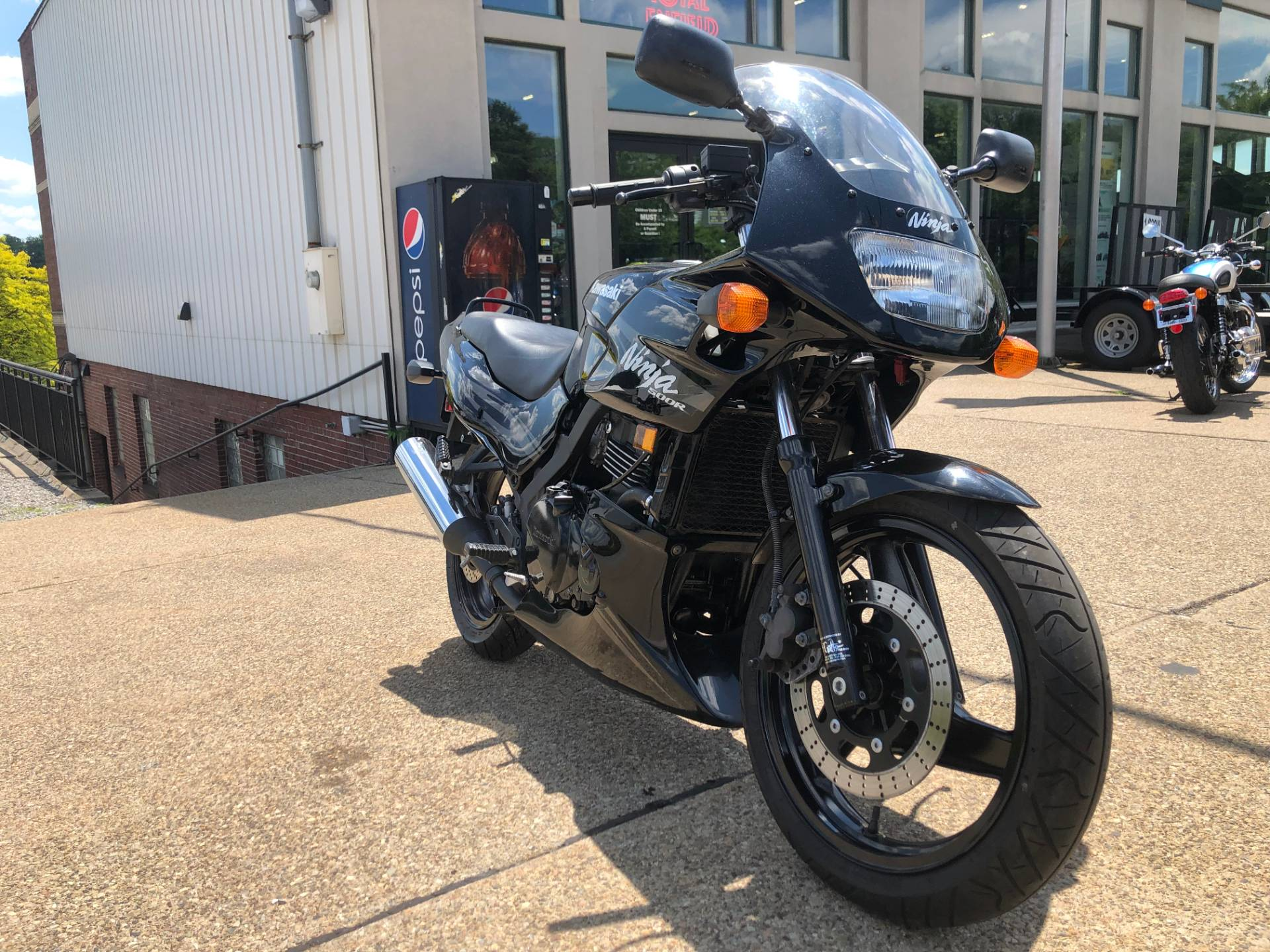 2009 Kawasaki Ninja® 500R in Tarentum, Pennsylvania - Photo 4