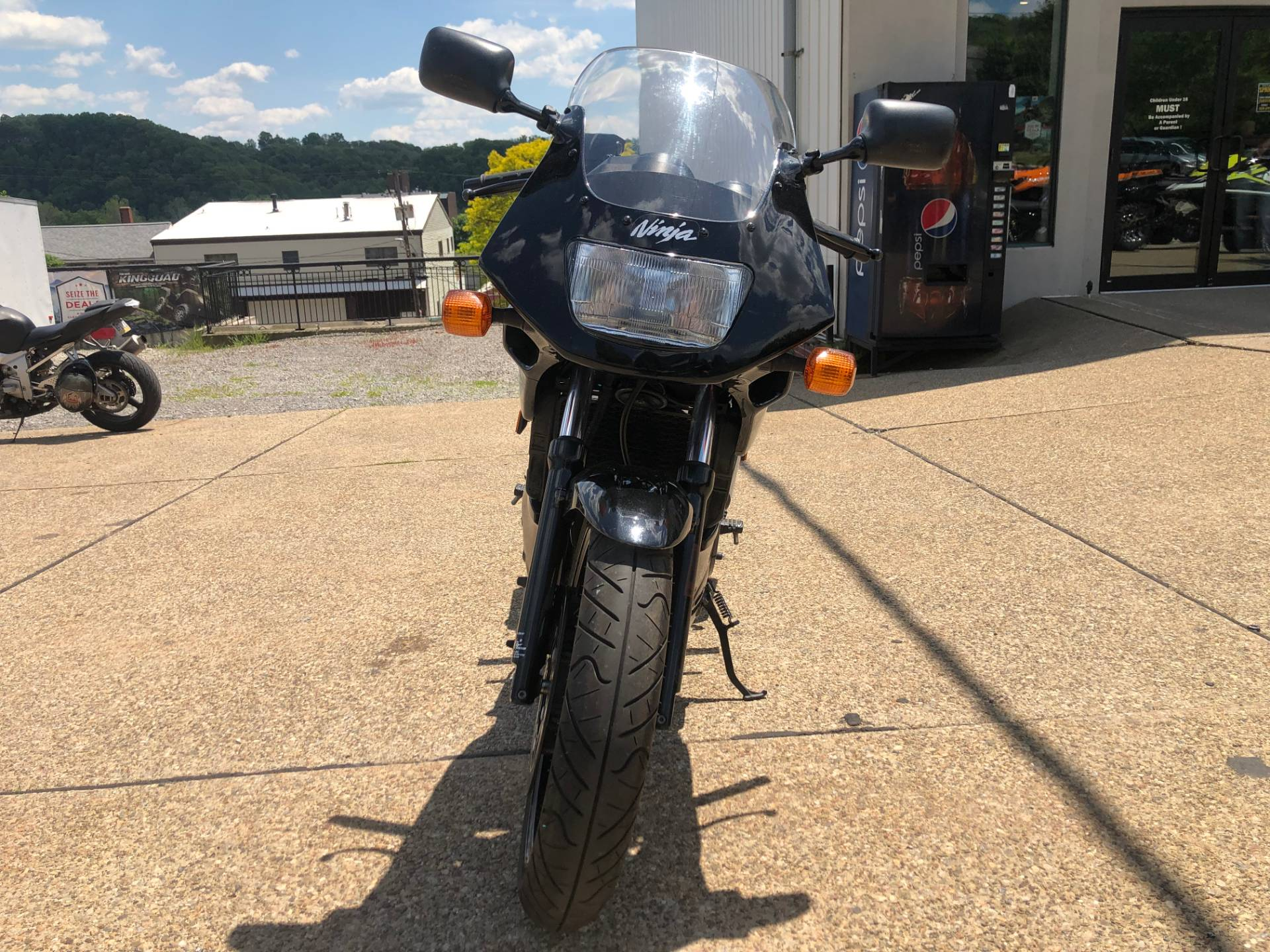 2009 Kawasaki Ninja® 500R in Tarentum, Pennsylvania - Photo 8
