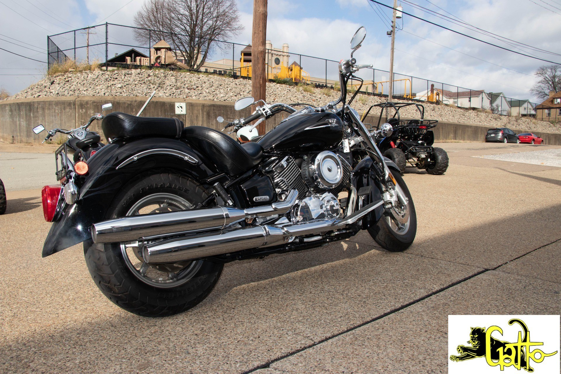 2006 Yamaha V Star 1100 in Tarentum, Pennsylvania