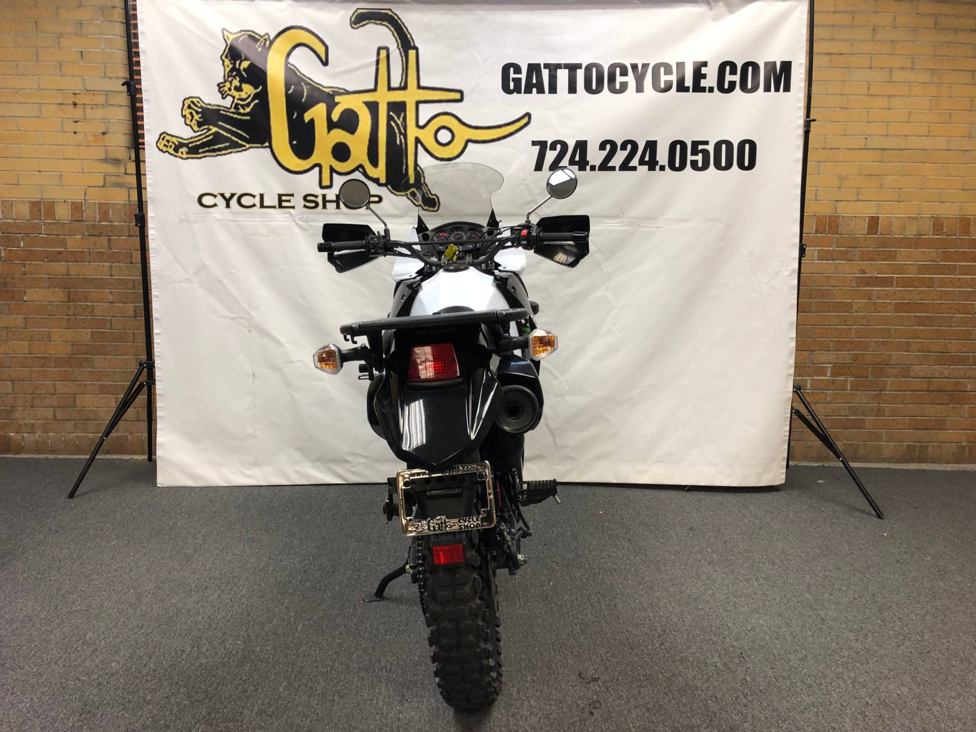 2015 Kawasaki KLR™650 in Tarentum, Pennsylvania - Photo 4