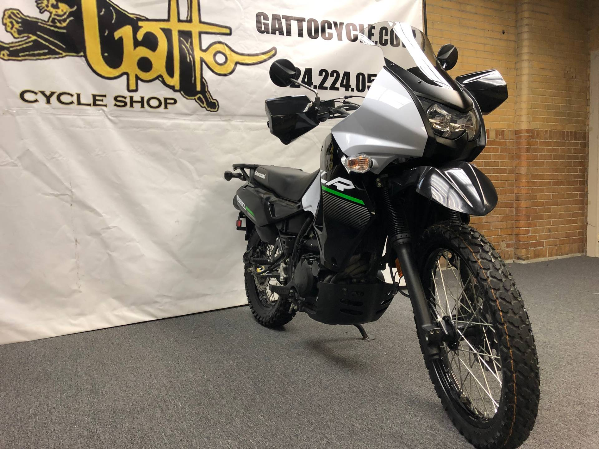 2015 Kawasaki KLR™650 in Tarentum, Pennsylvania - Photo 6