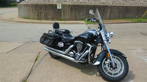 2005 Yamaha Road Star Midnight in Tarentum, Pennsylvania
