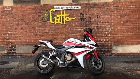 2018 Honda CBR500R in Tarentum, Pennsylvania - Photo 1
