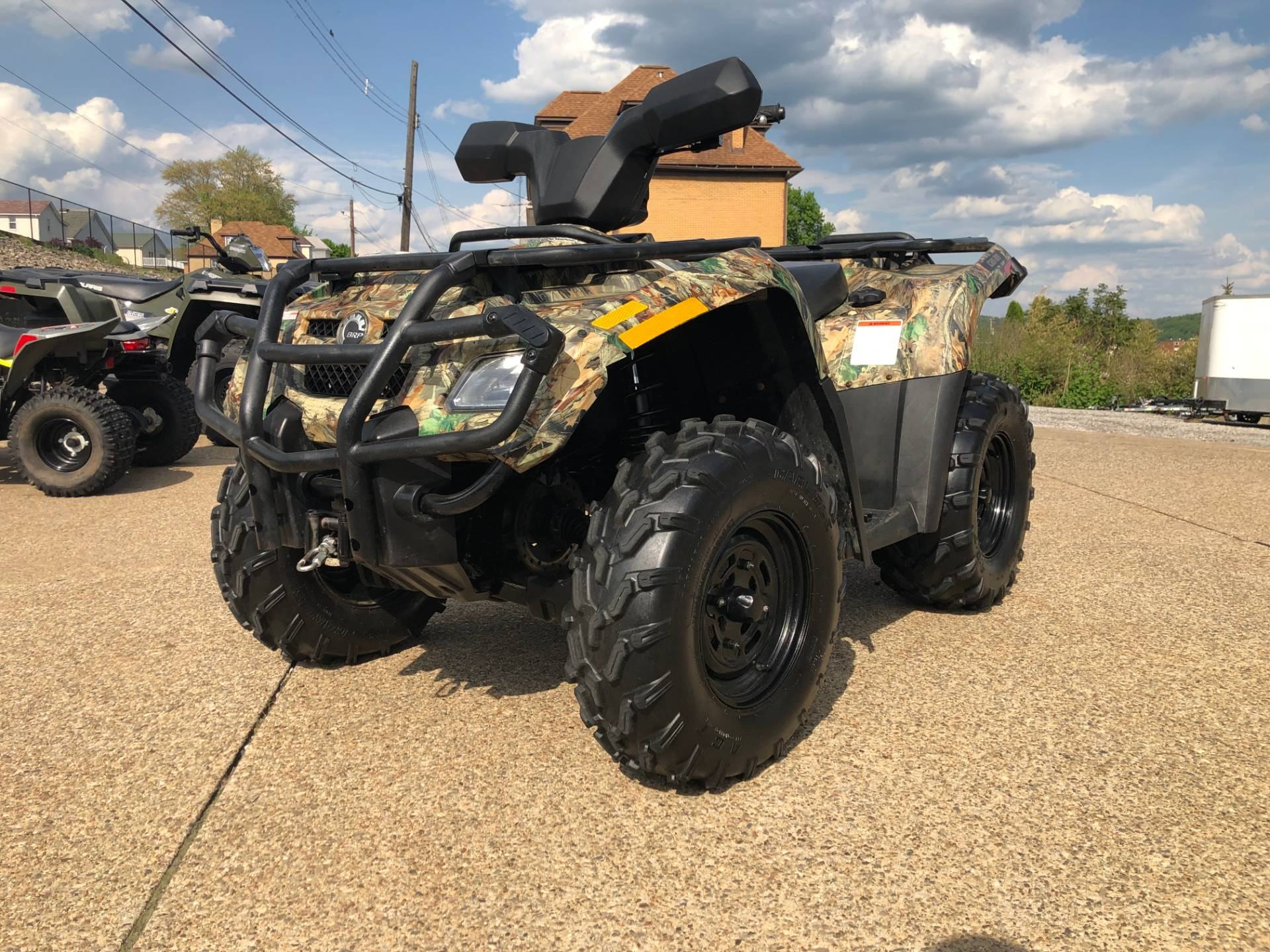2007 Can-Am Outlander™ XT 400 H.O. in Tarentum, Pennsylvania - Photo 1