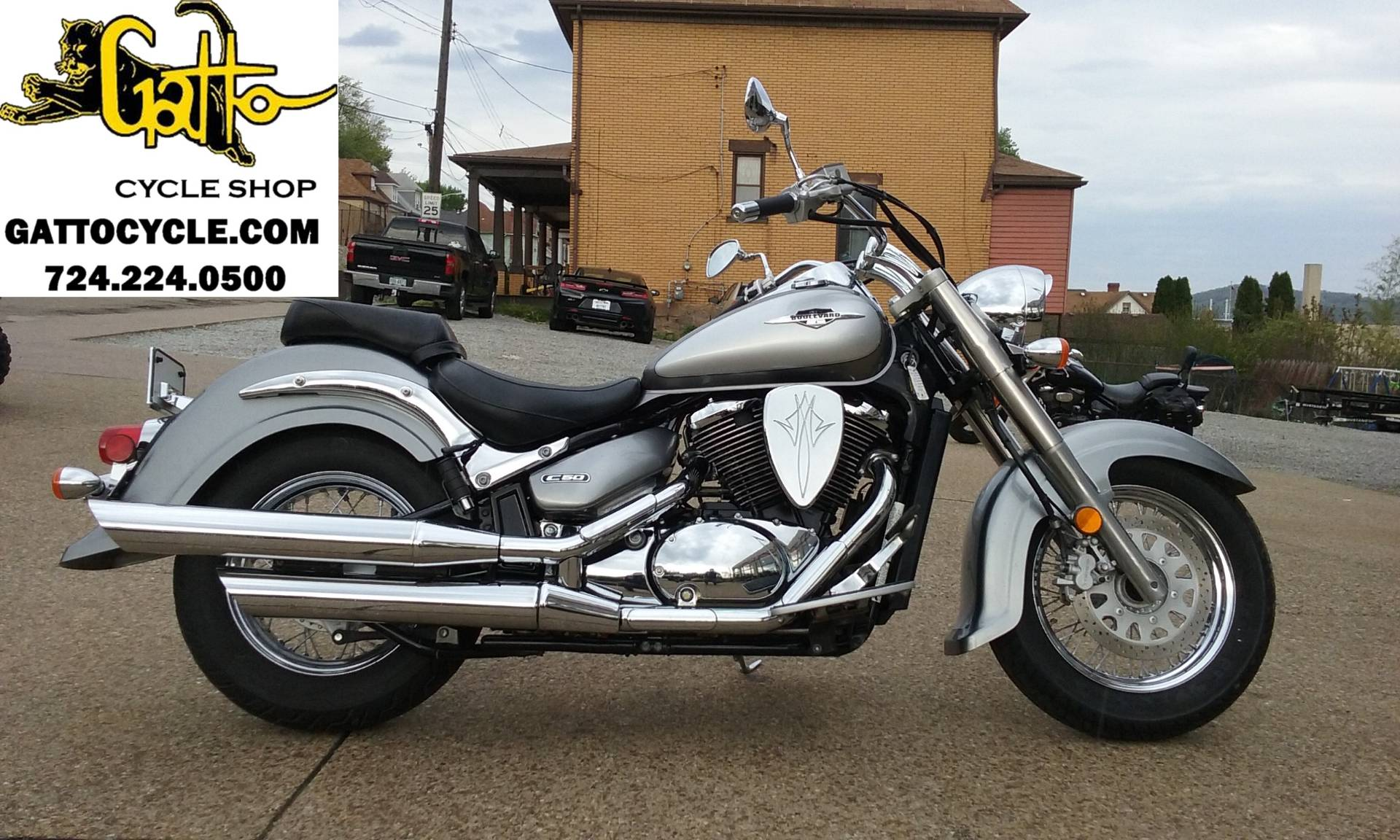 2006 Suzuki Boulevard C50 for sale 21964