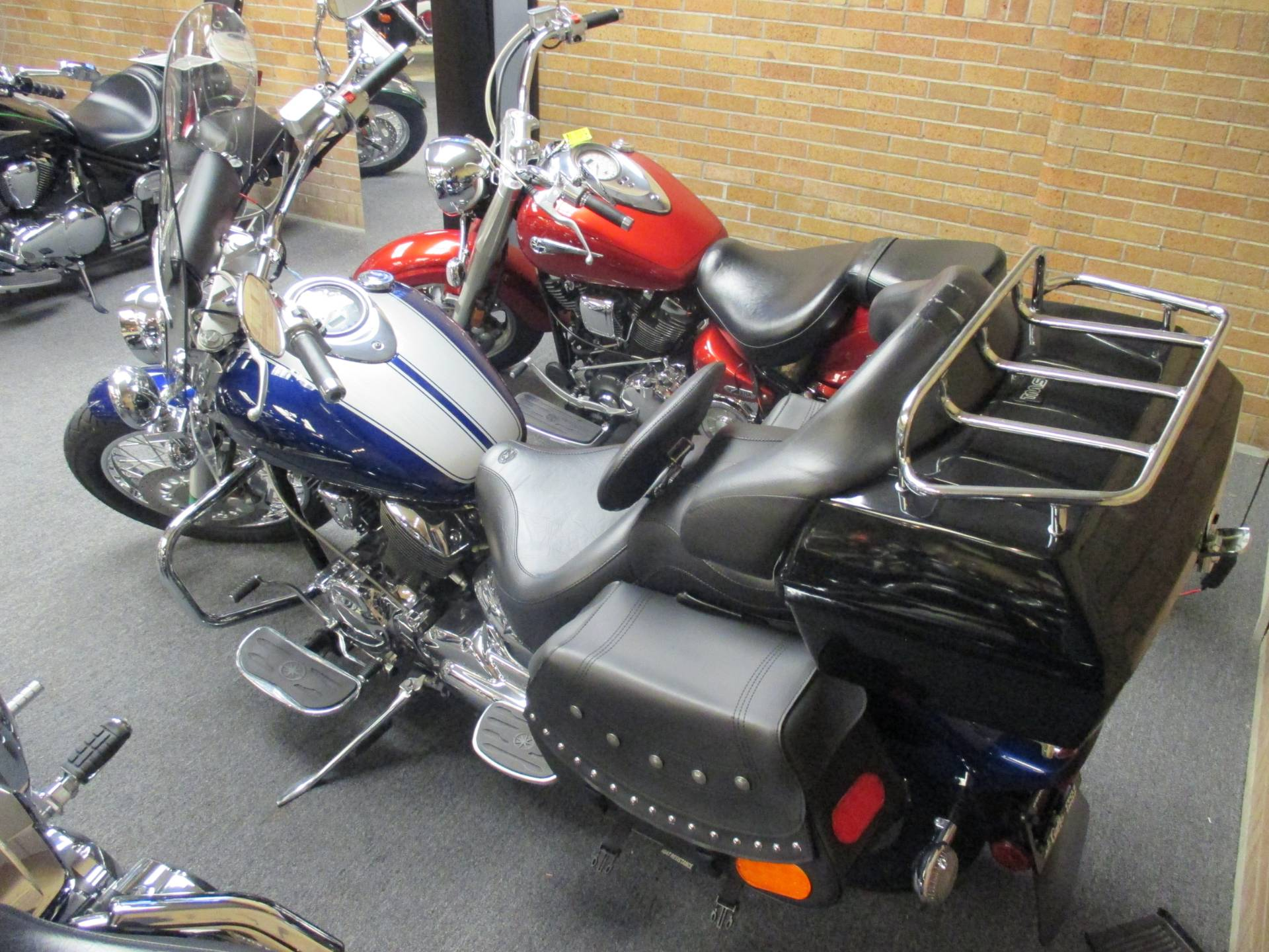 Used 2008 Yamaha V Star® 1100 Classic Motorcycles in Tarentum, PA ...