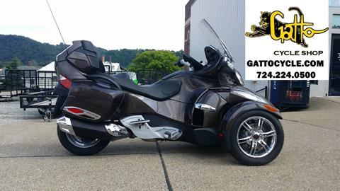 2012 Can-Am Spyder® RT Limited SE5 in Tarentum, Pennsylvania