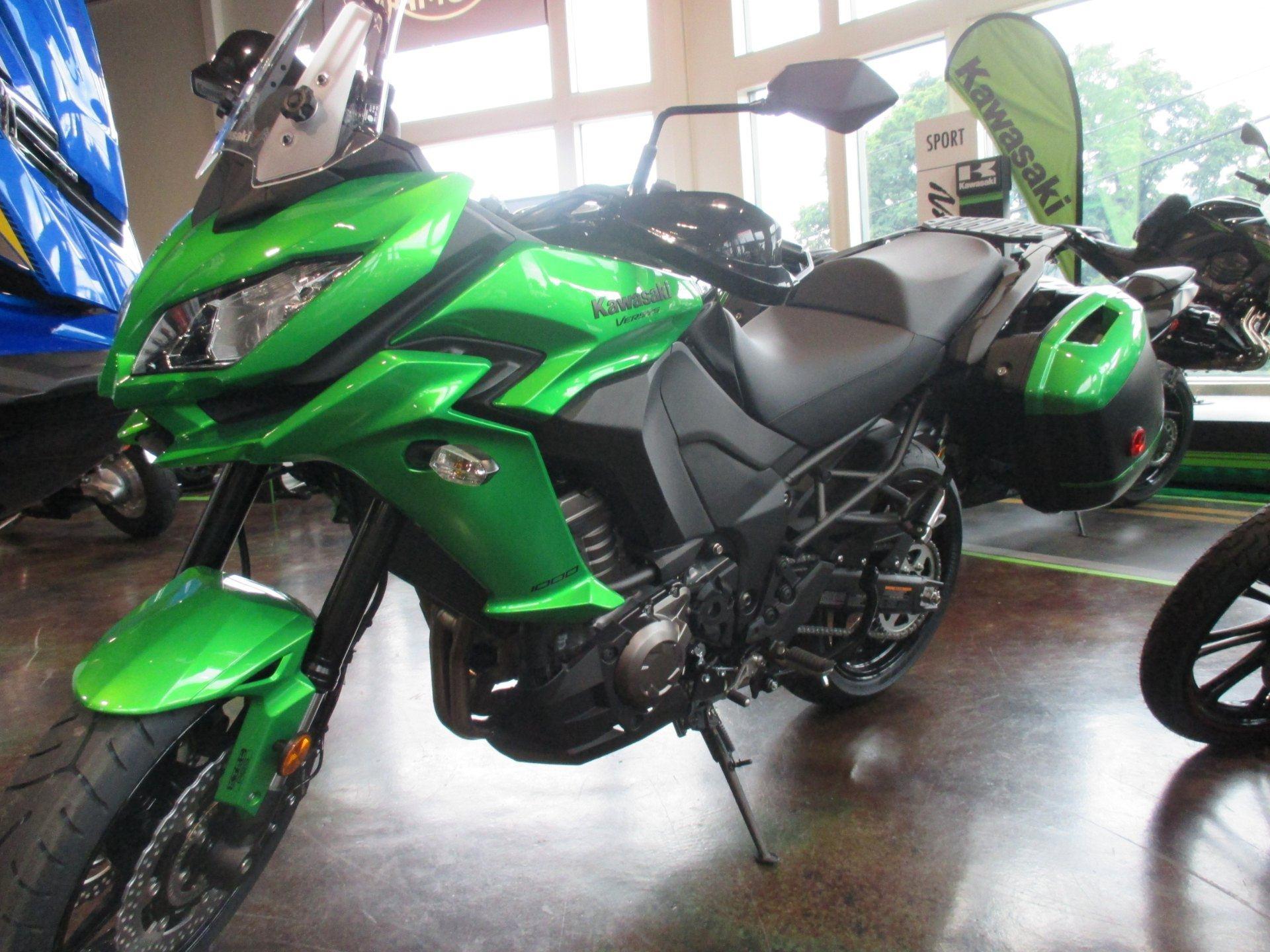 2016 kawasaki versys 1000 lt motorcycles tarentum pennsylvania