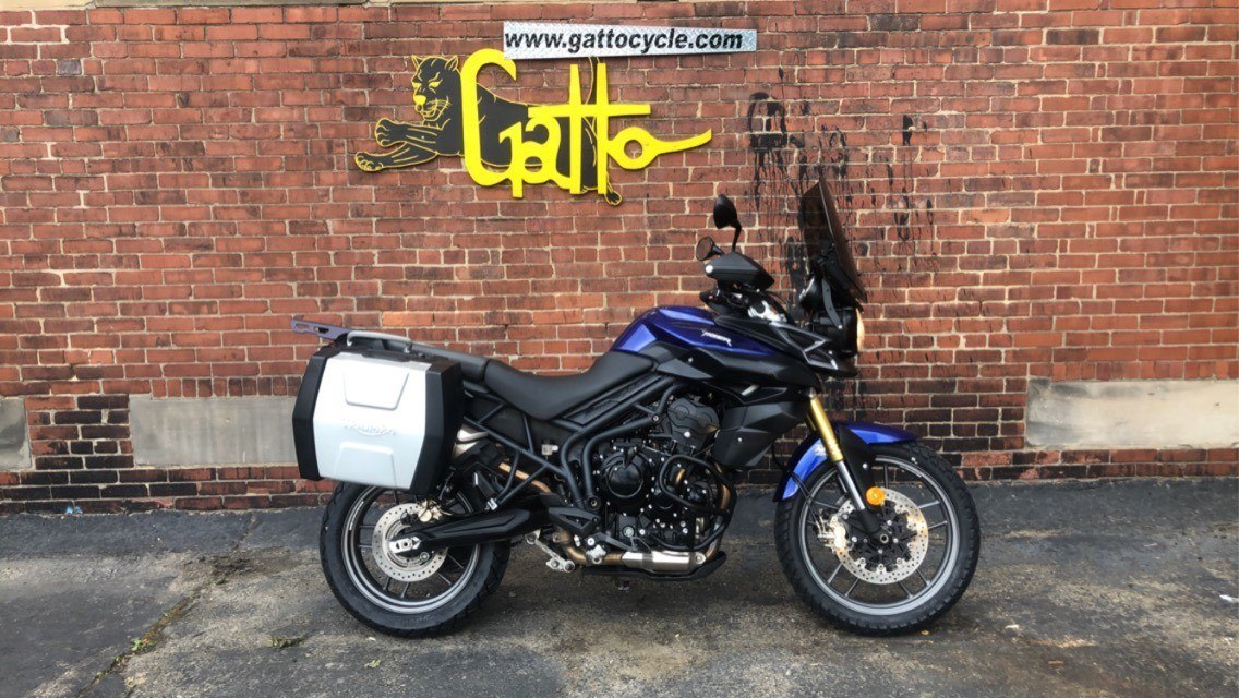 2013 Triumph Tiger 800 in Tarentum, Pennsylvania - Photo 1