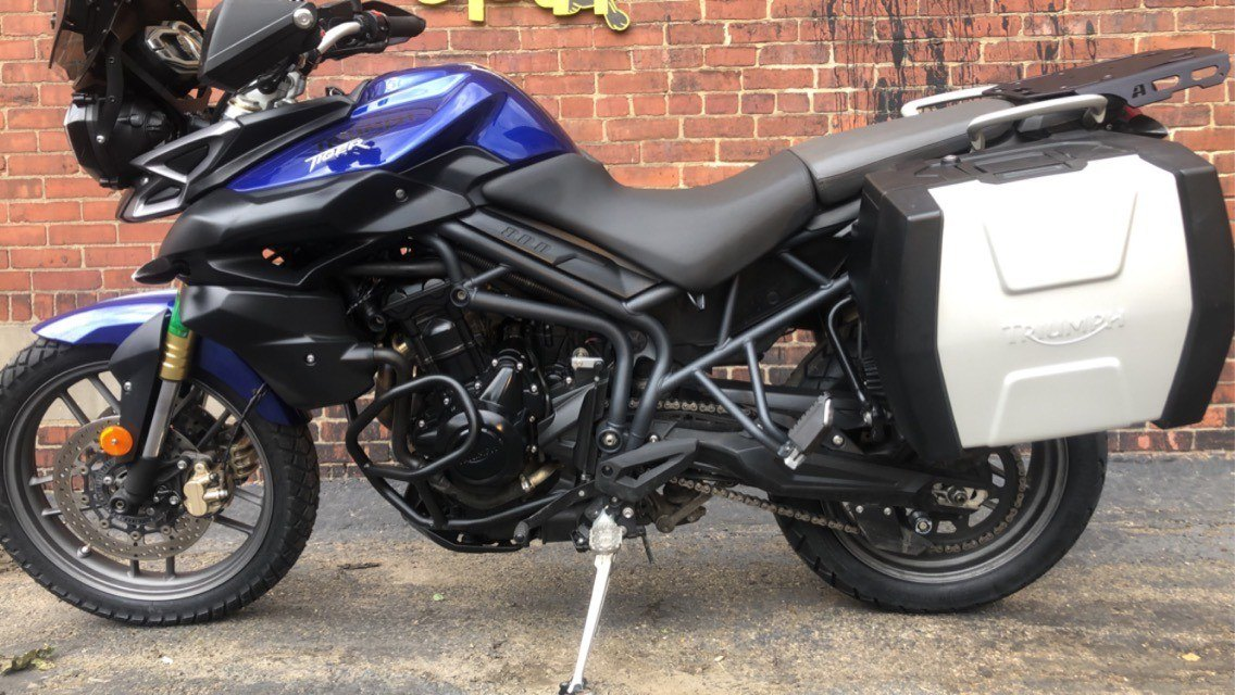2013 Triumph Tiger 800 in Tarentum, Pennsylvania - Photo 5