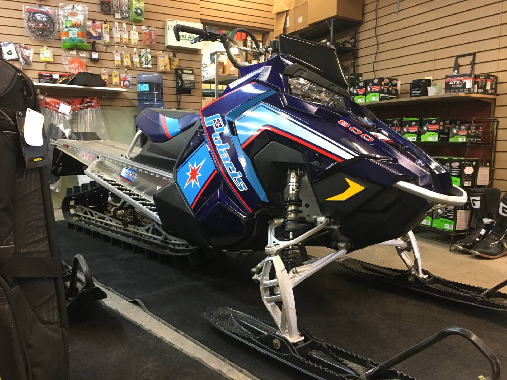 2020 Polaris 800 PRO RMK 163 SC in Grand Lake, Colorado - Photo 1