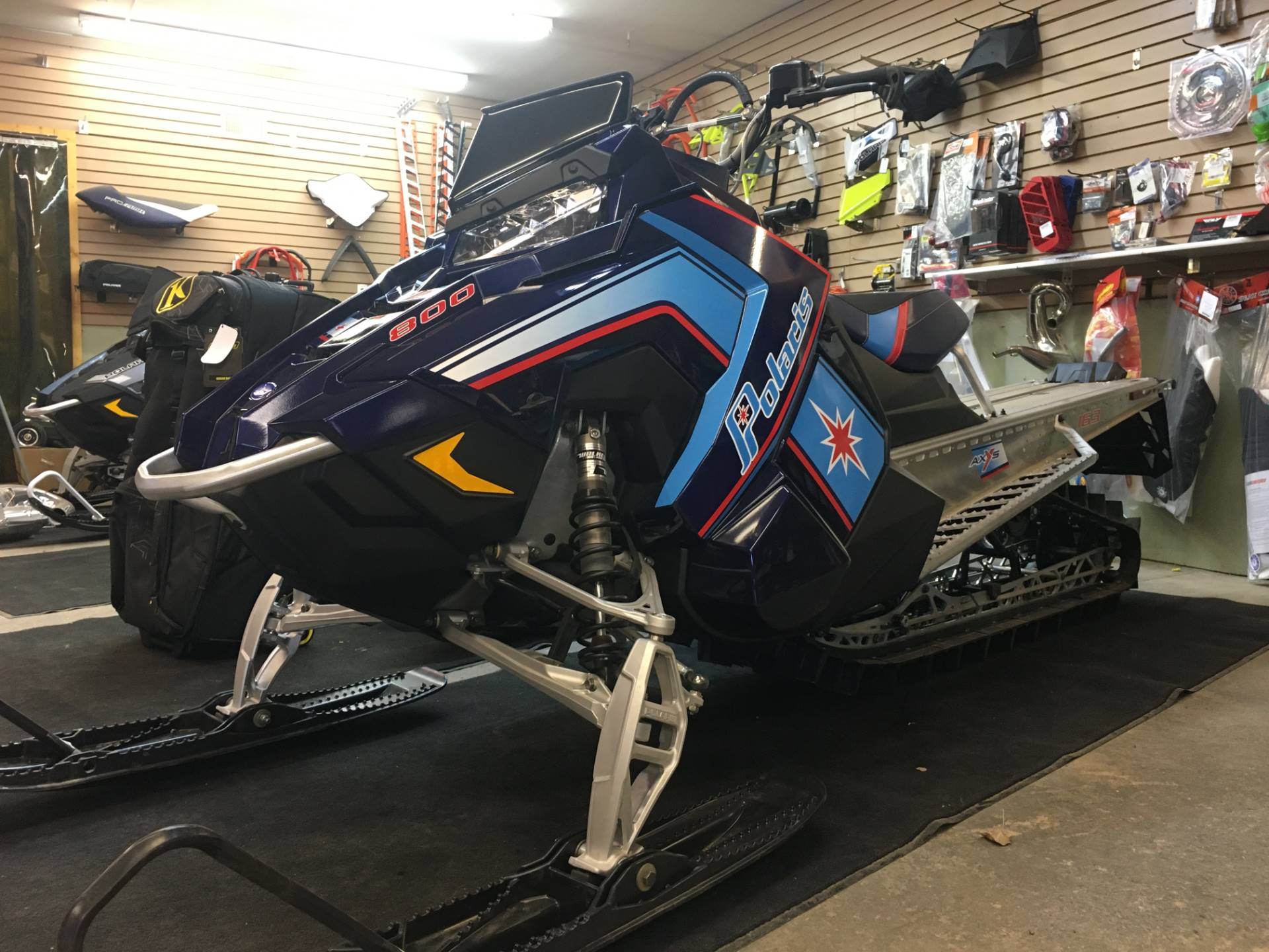 2020 Polaris 800 PRO RMK 163 SC in Grand Lake, Colorado - Photo 2