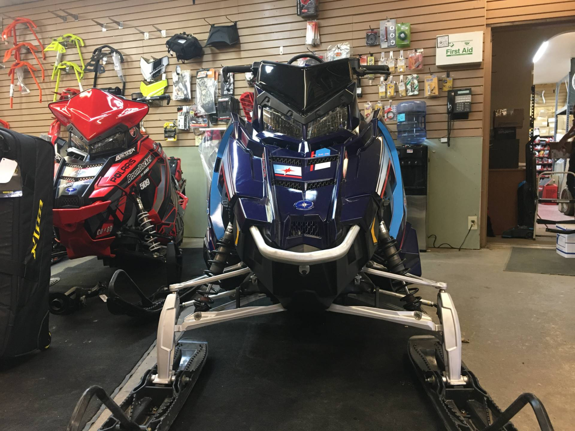 2020 Polaris 800 PRO RMK 163 SC in Grand Lake, Colorado - Photo 3