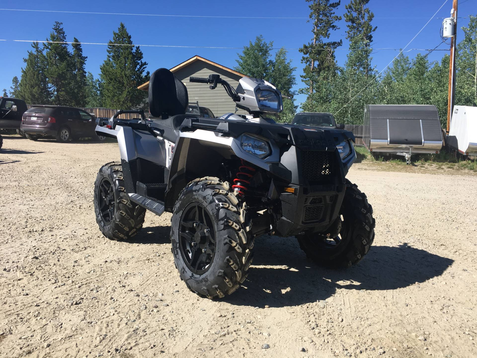 2019 Polaris Sportsman Touring 570 SP in Grand Lake, Colorado - Photo 3