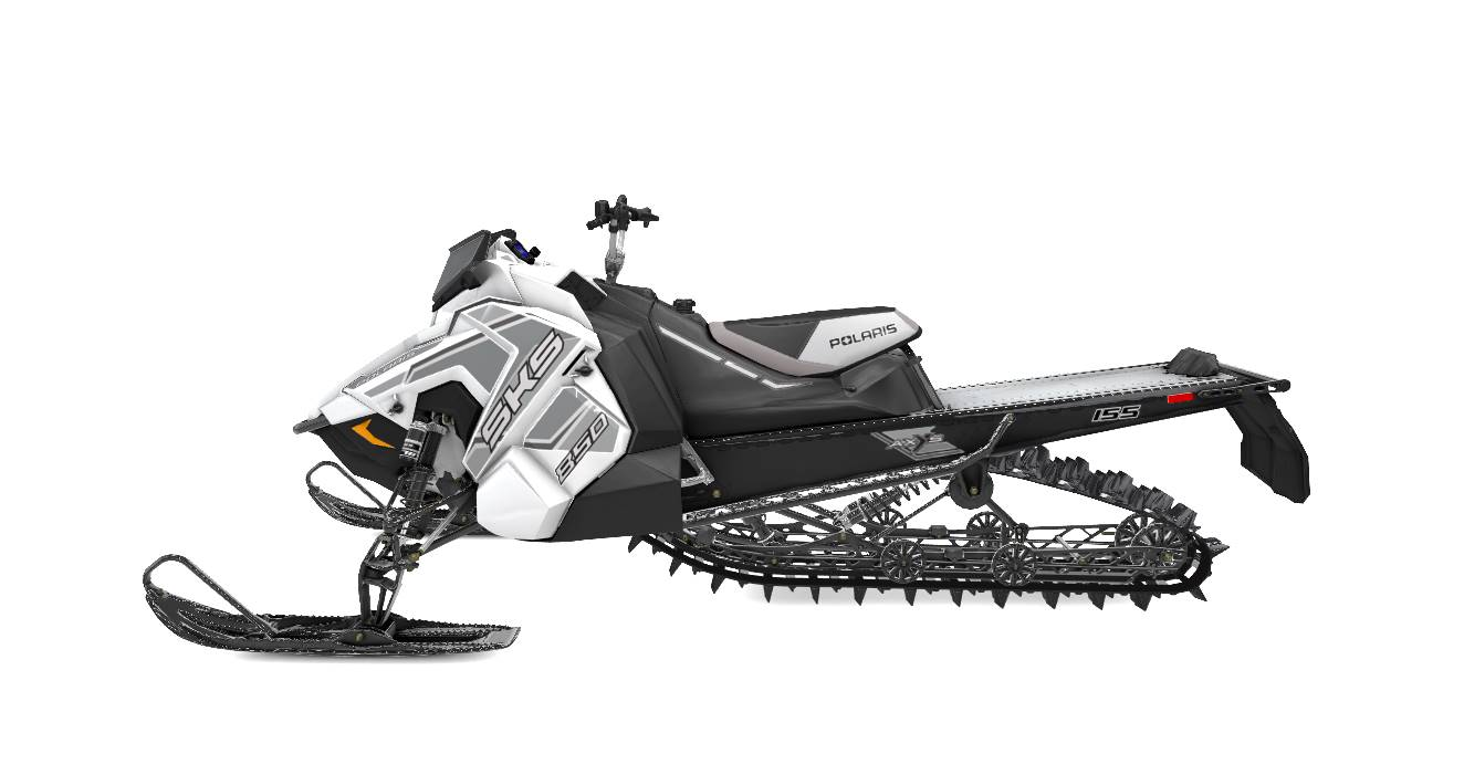 2020 Polaris 850 SKS 155 SC in Grand Lake, Colorado - Photo 2