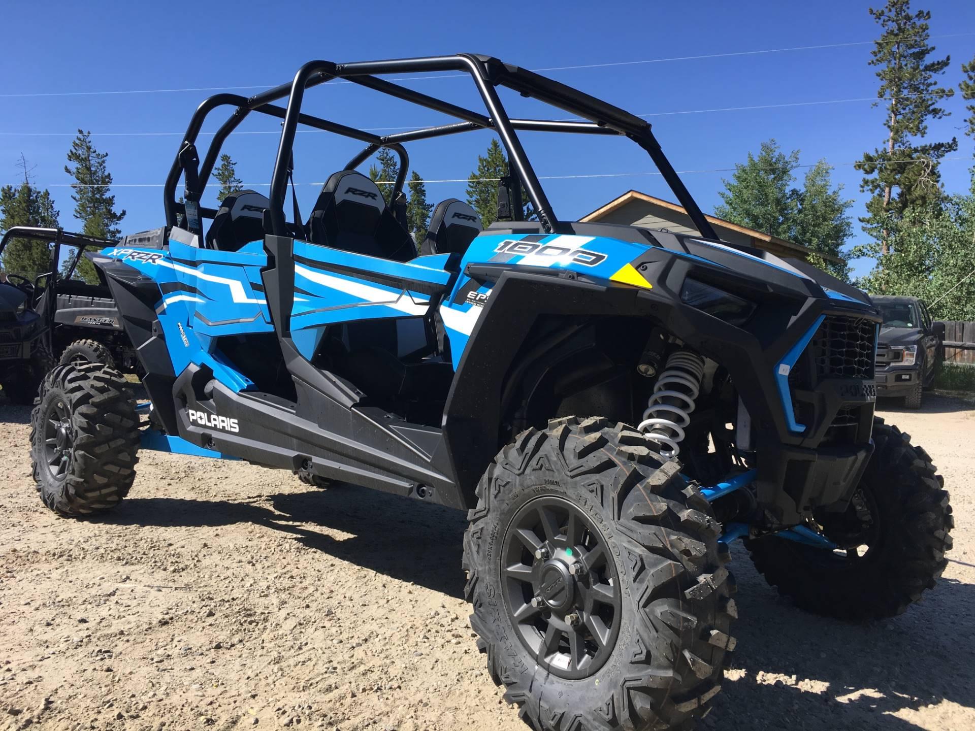 2019 Polaris RZR XP 4 1000 EPS in Grand Lake, Colorado