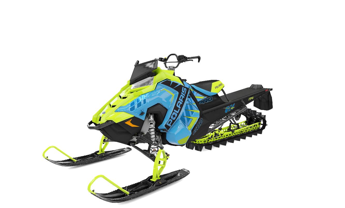 2020 Polaris 800 PRO RMK 174 SC 3 in. in Grand Lake, Colorado - Photo 6