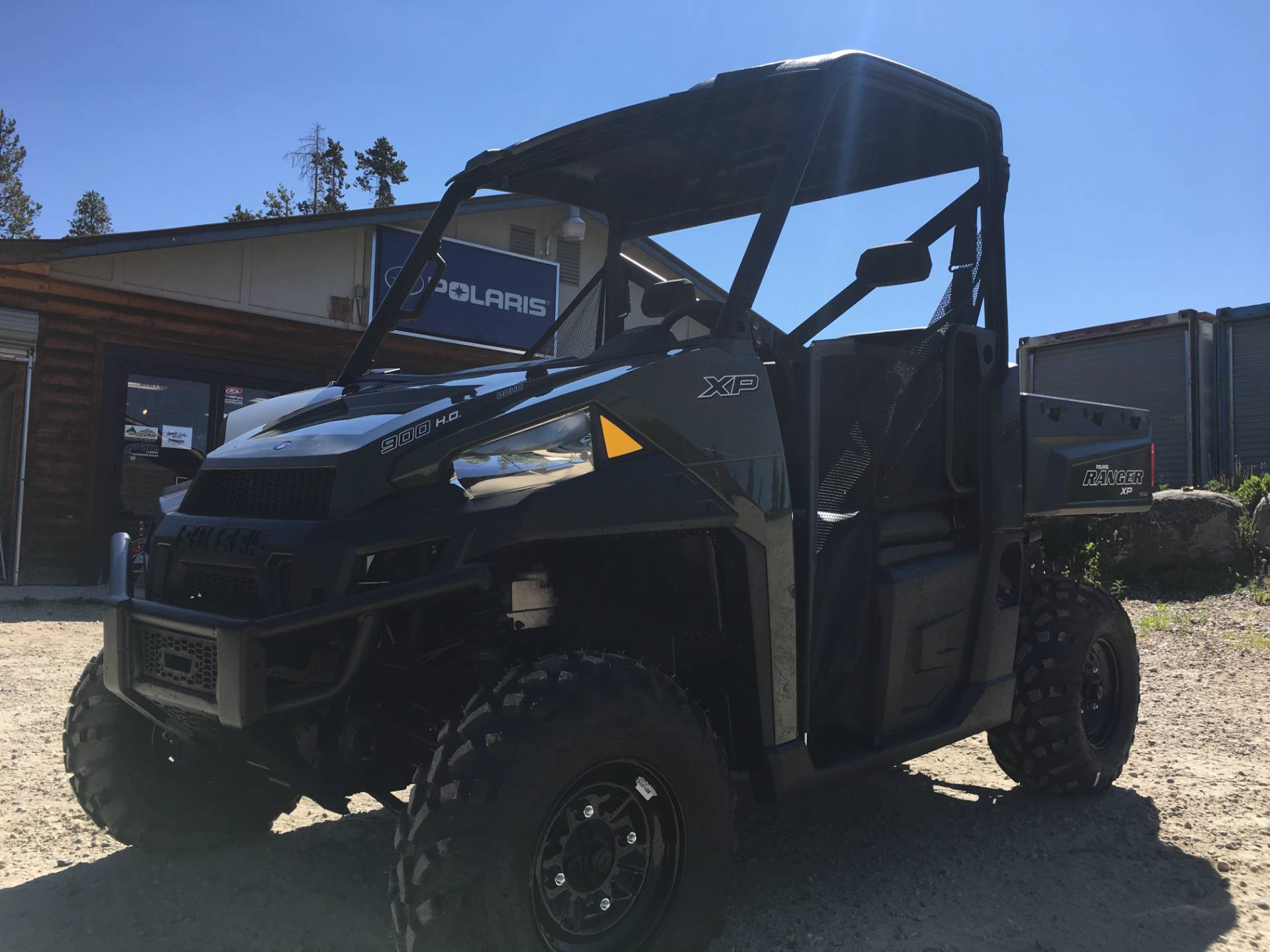 2019 Polaris Ranger XP 900 EPS in Grand Lake, Colorado - Photo 2