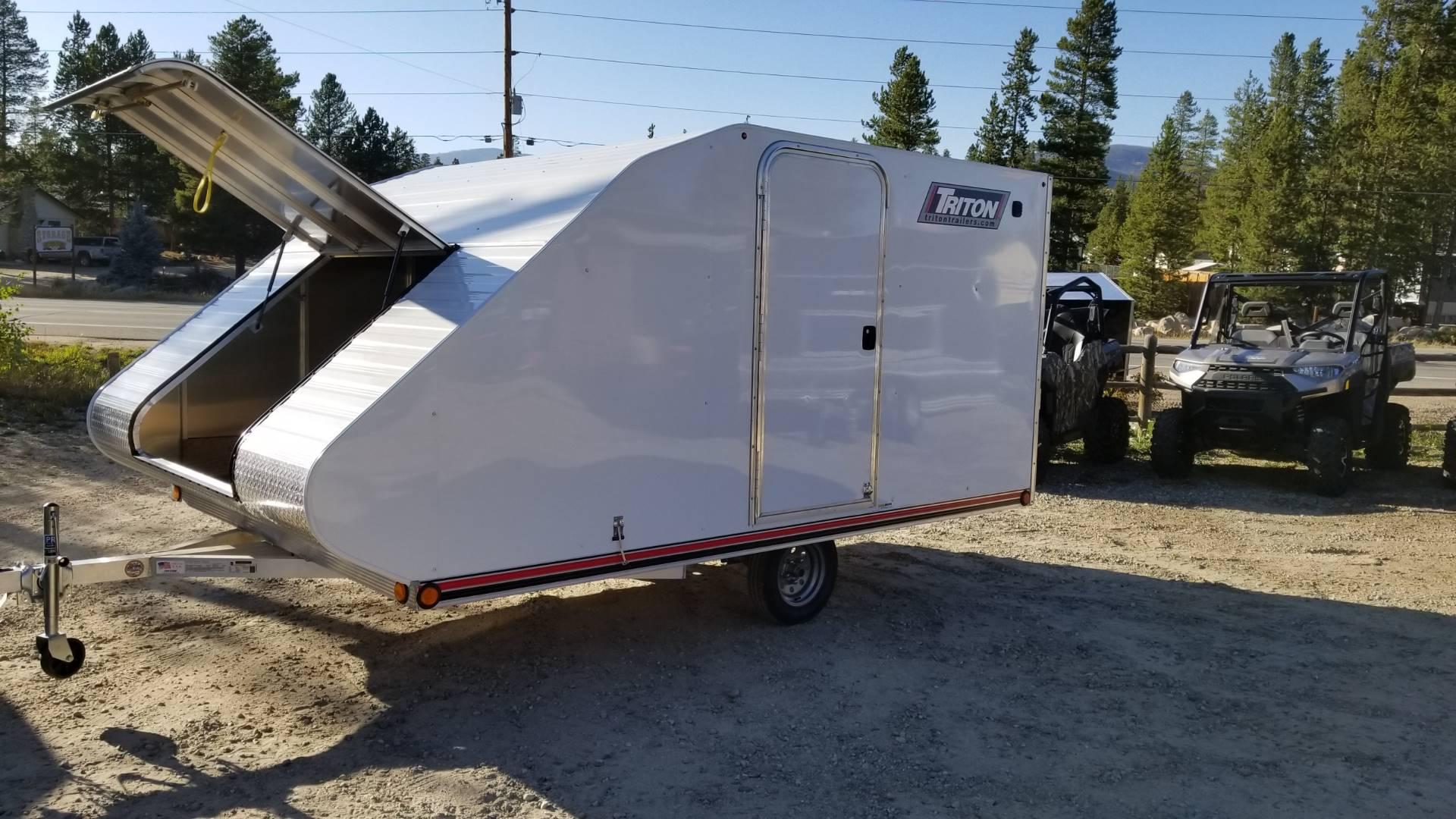 2018 Triton Trailers Enclosed Hybrid 12 Grand Lake Trailer Wiring Harness In Colorado