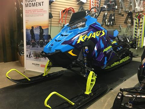 2020 Polaris 800 RMK Khaos 155 SC in Grand Lake, Colorado - Photo 1