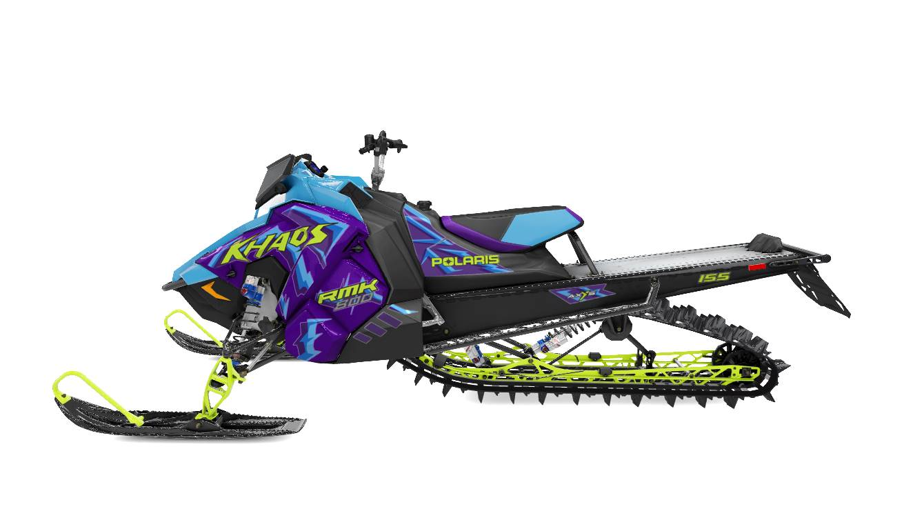 2020 Polaris 800 RMK Khaos 155 SC in Grand Lake, Colorado - Photo 3