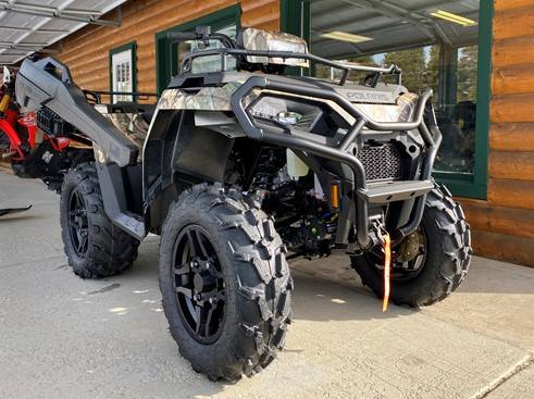 2021 Polaris Sportsman 570 Hunt Edition in Grand Lake, Colorado - Photo 2