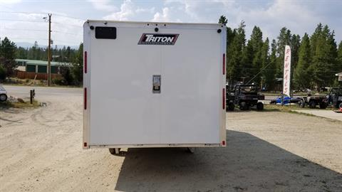 2020 Triton Trailers 22' ENCLOSED TRAILER in Grand Lake, Colorado - Photo 3