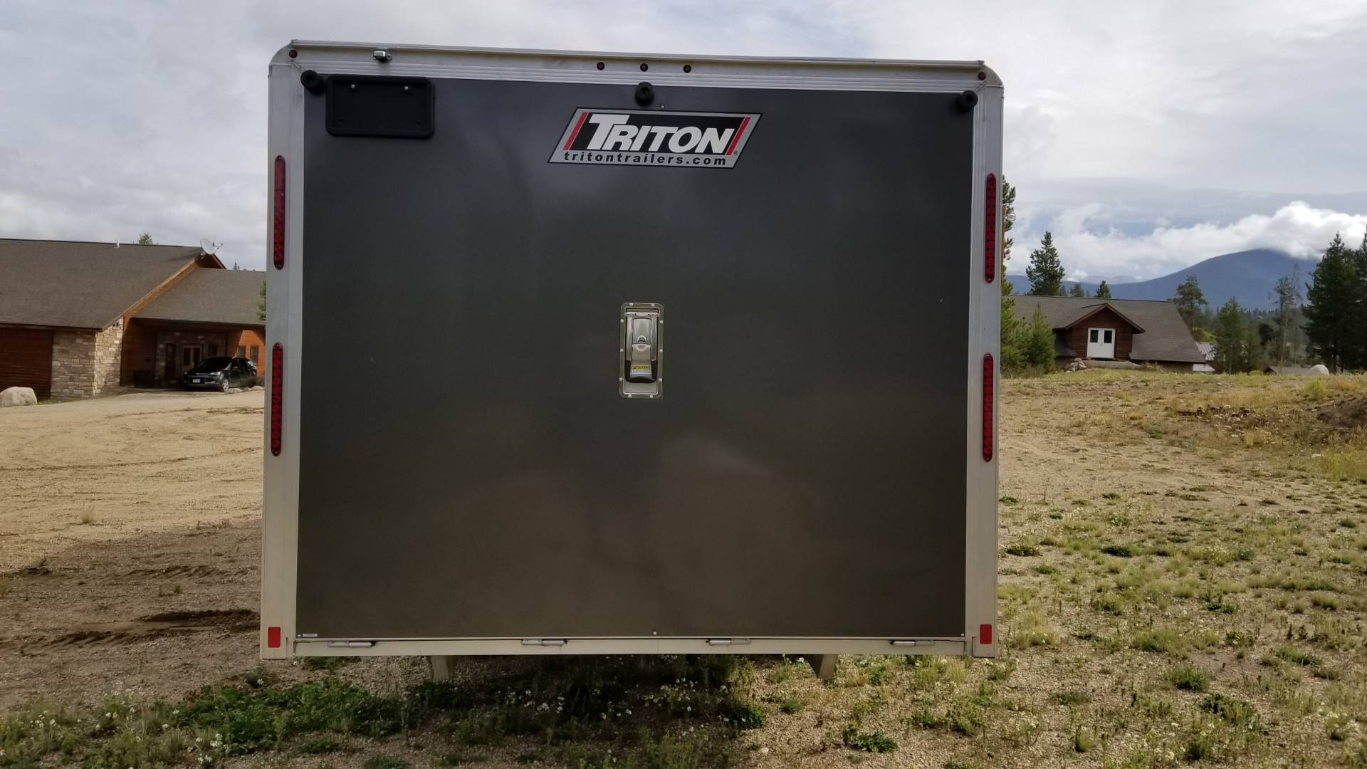 2018 Triton Trailers ENCLOSED 22' TRAILER in Grand Lake, Colorado