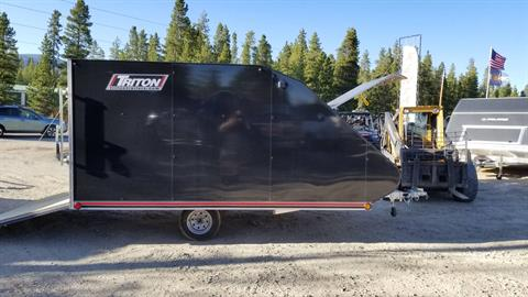 2019 Triton Trailers 12' ENCLOSED HYBRID in Grand Lake, Colorado - Photo 2