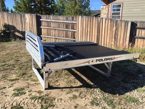 2018 Alcom Trailer 8' SPORT DECK in Grand Lake, Colorado