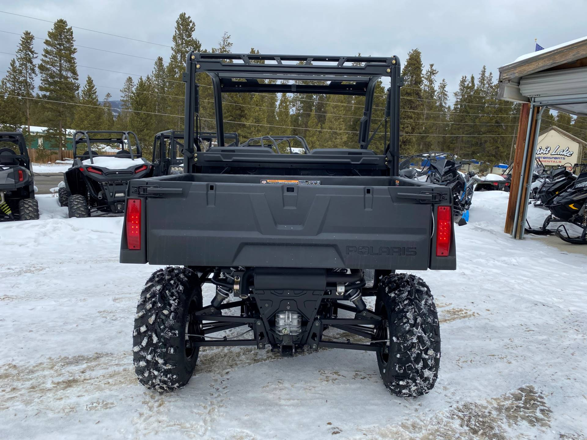 2020 Polaris Ranger 570 EPS in Grand Lake, Colorado - Photo 3