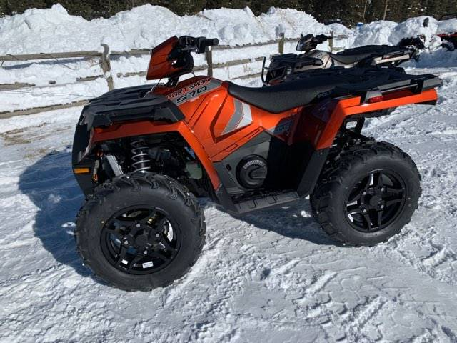 2020 Polaris Sportsman 570 Premium in Grand Lake, Colorado - Photo 1