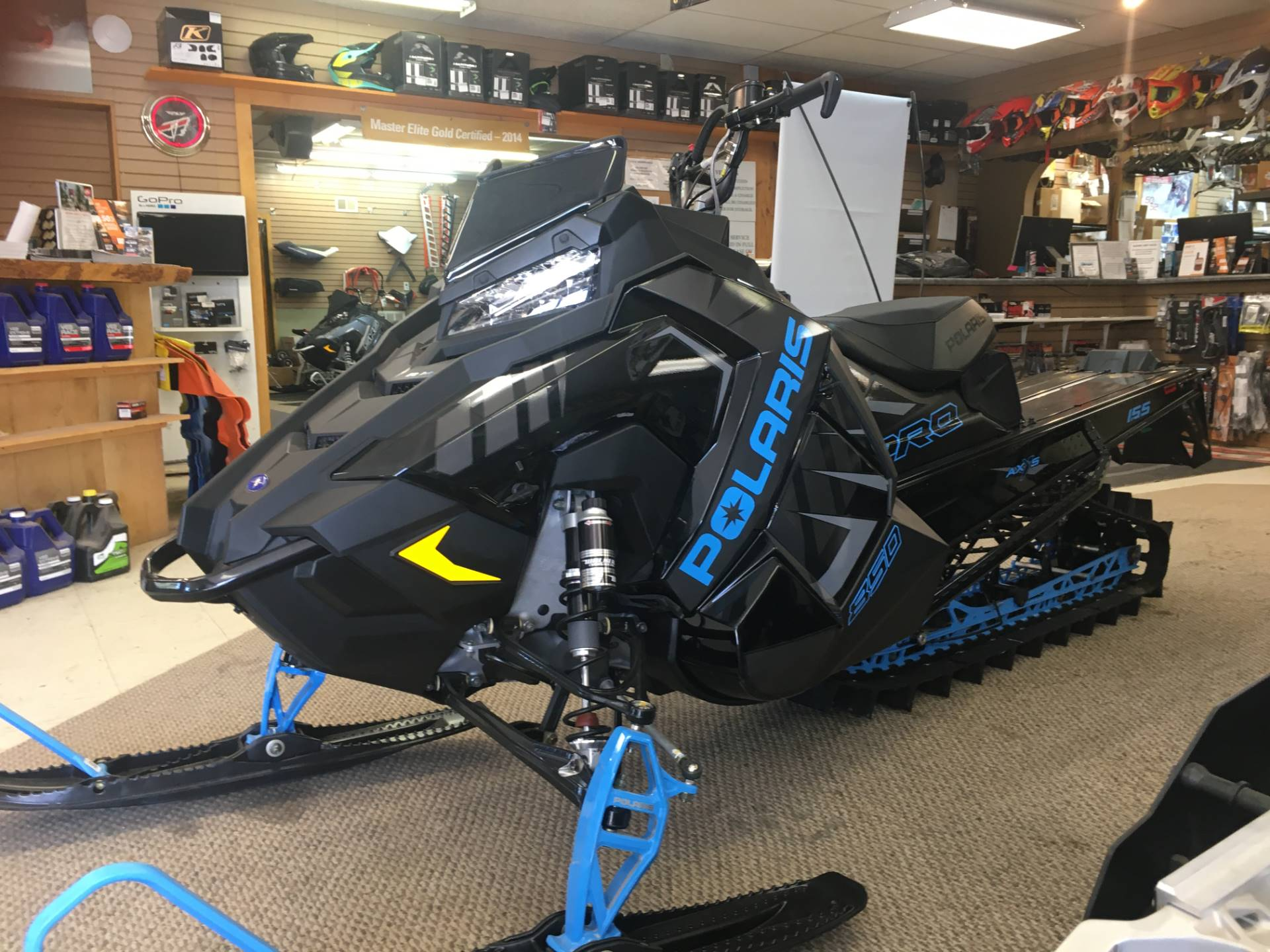 2020 Polaris 850 PRO RMK 155 SC in Grand Lake, Colorado - Photo 1