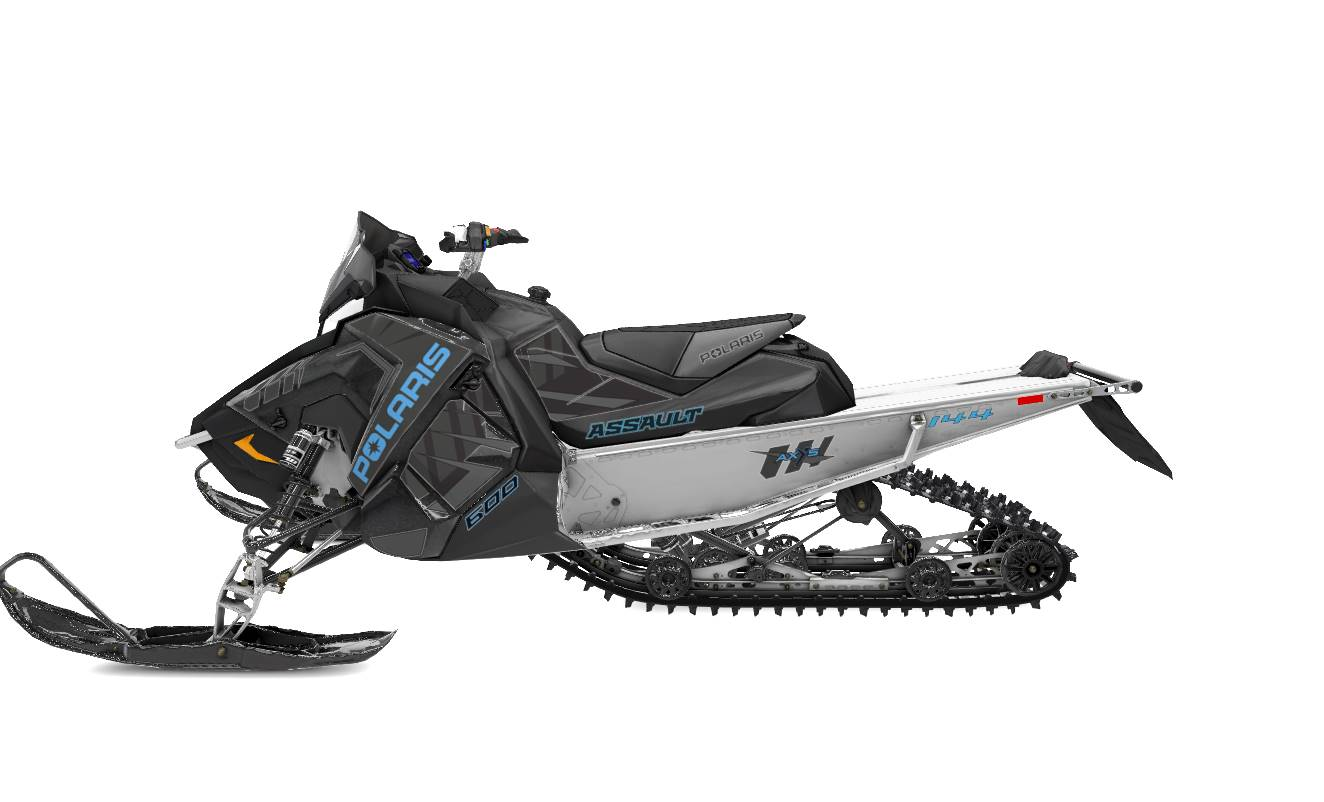 2020 Polaris 600 Switchback Assault 144 SC in Grand Lake, Colorado - Photo 3