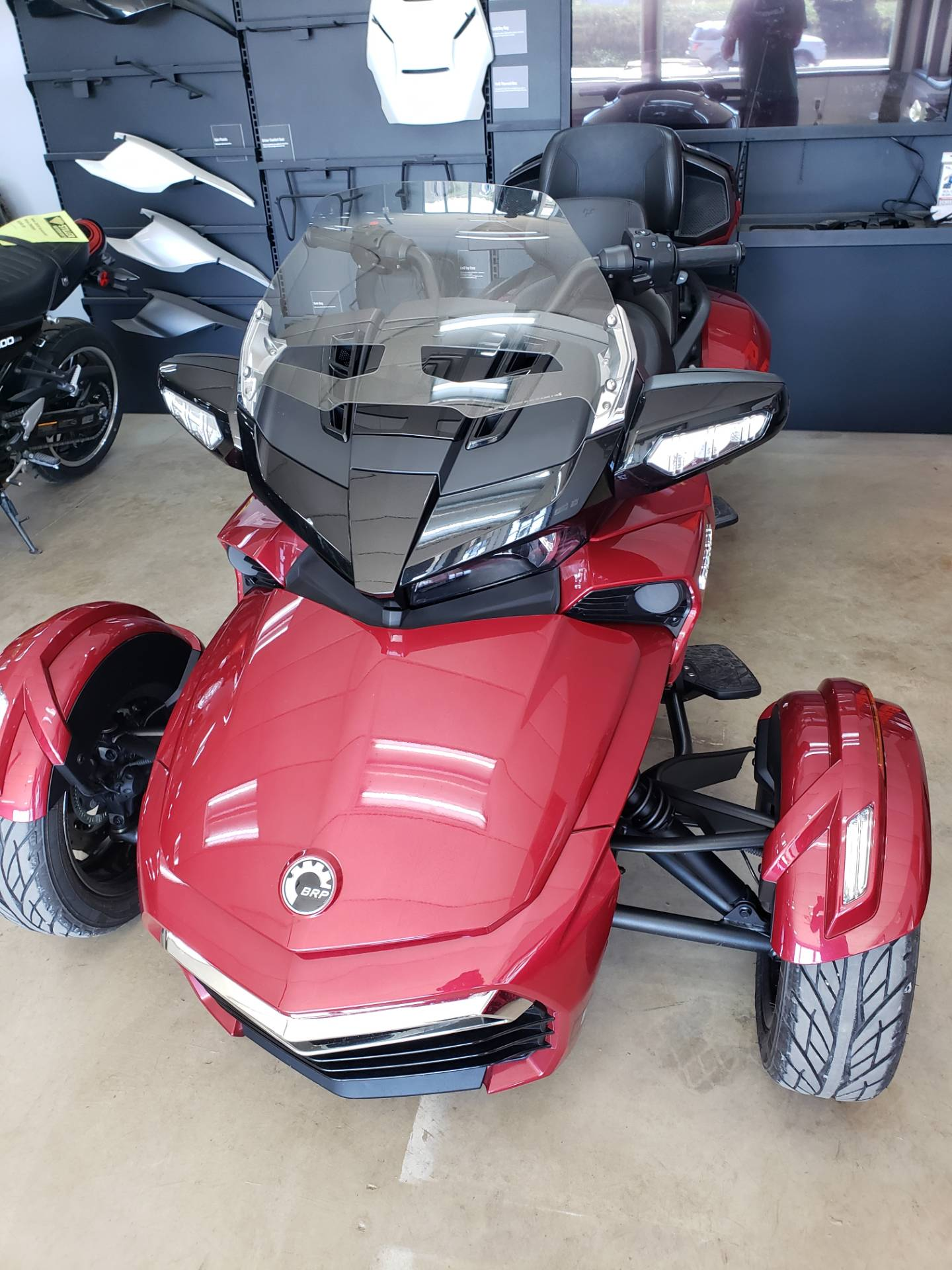 2017 Can-Am Spyder F3 Limited in Kittanning, Pennsylvania - Photo 1