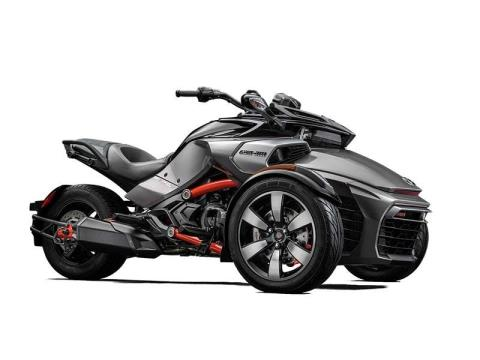 2015 Can-Am Spyder® F3-S SE6 in Kittanning, Pennsylvania