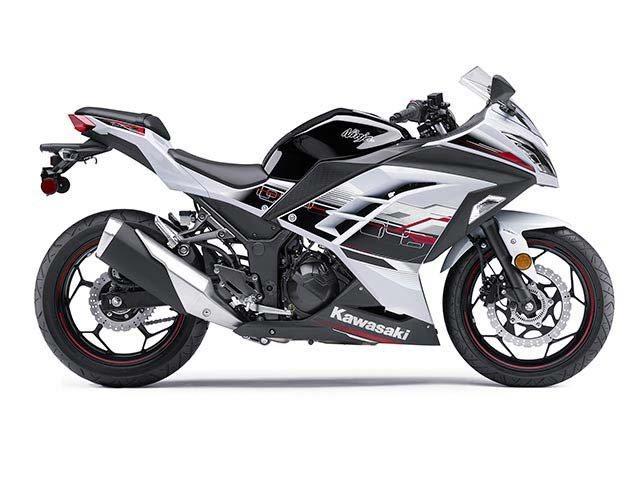 2014 Ninja 300 SE