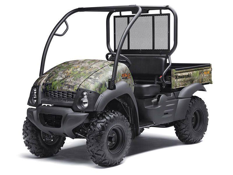 2016 Mule 610 4x4 XC Camo