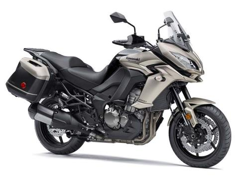 2016 Kawasaki Versys 1000 LT in Kittanning, Pennsylvania - Photo 1