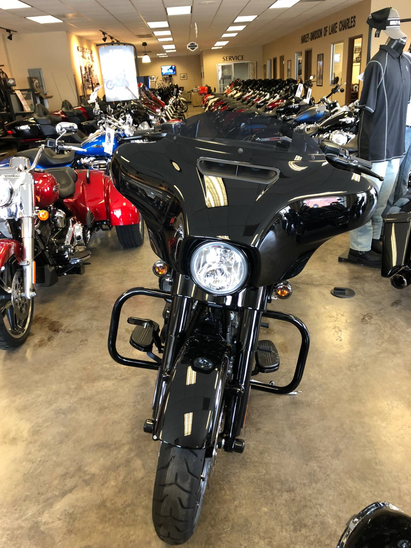 2018 Harley-Davidson Street Glide® Special in Lake Charles, Louisiana