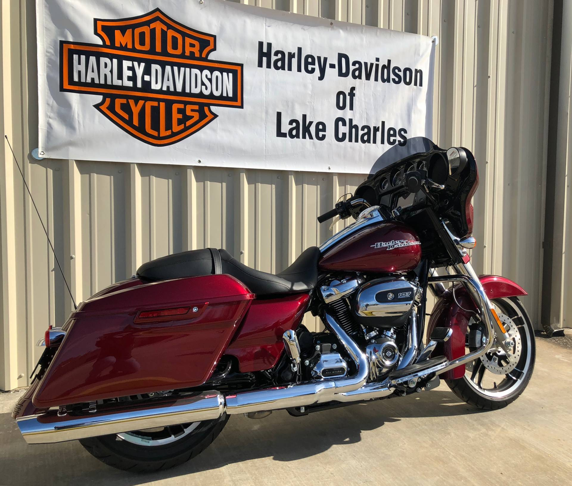2017 Harley-Davidson Street Glide® Special in Lake Charles, Louisiana