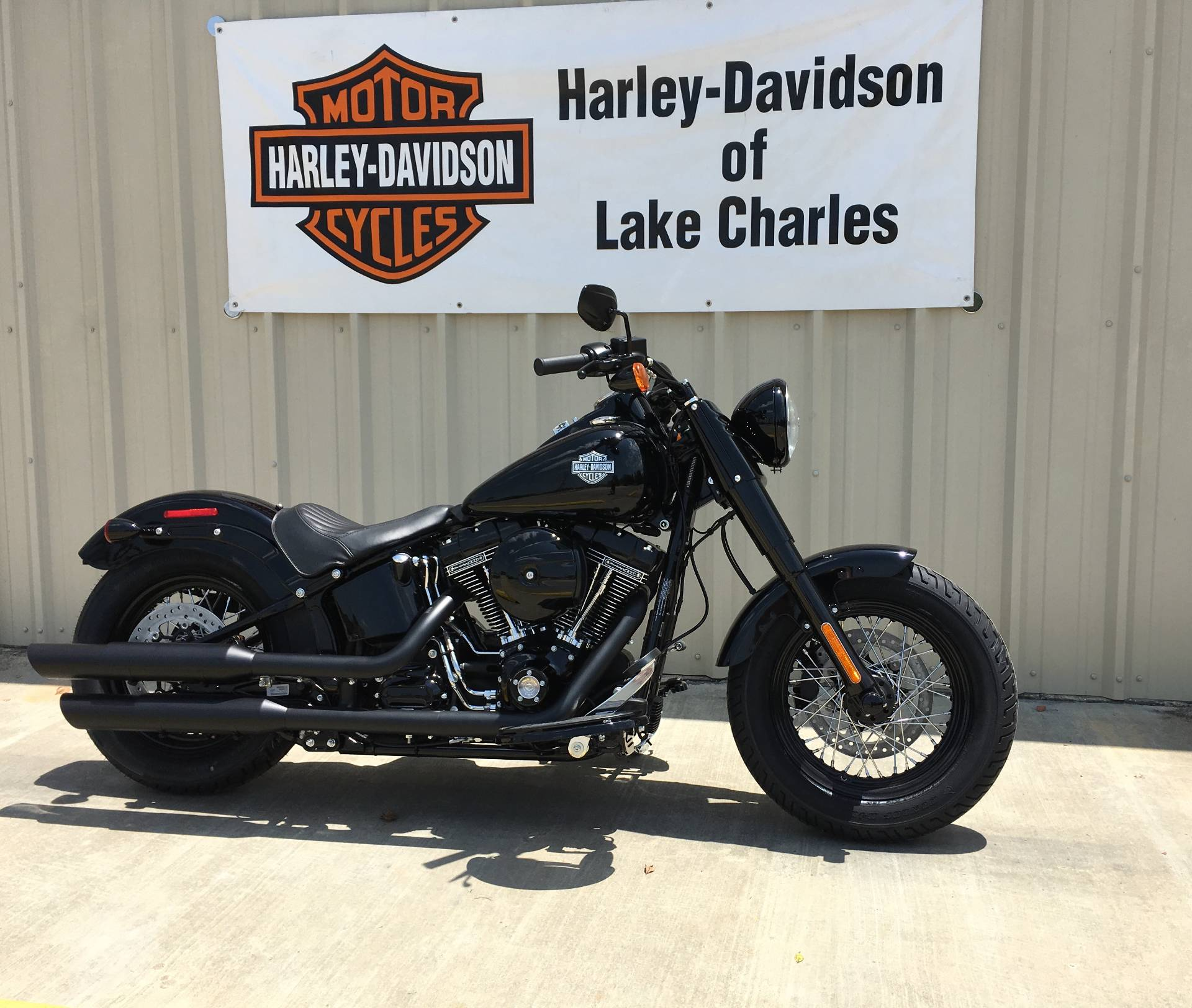 2016 Harley-Davidson Softail Slim® S in Lake Charles, Louisiana