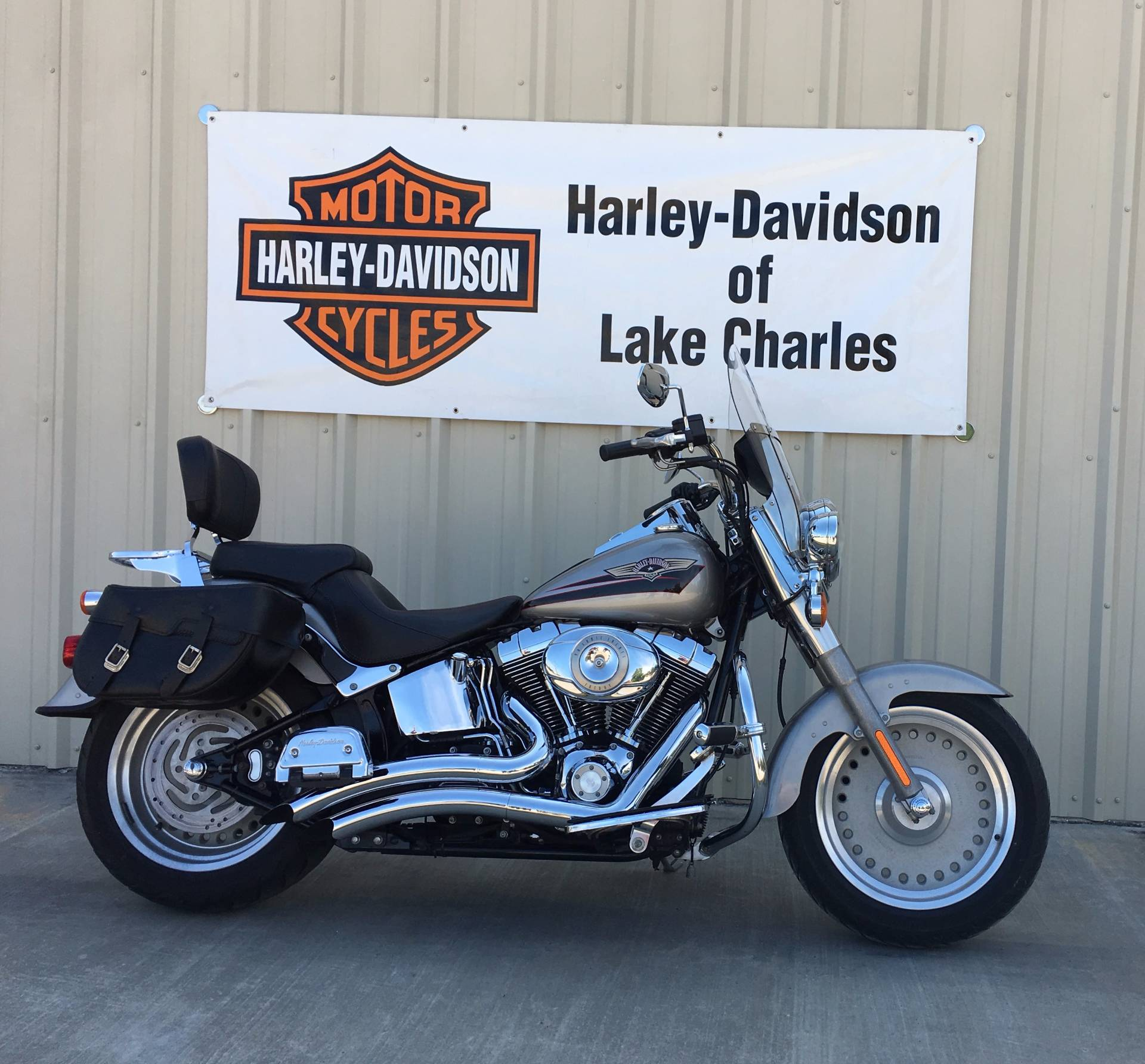 2007 Harley-Davidson Softail® Fat Boy® in Lake Charles, Louisiana