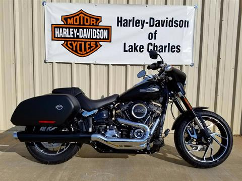2018 Harley-Davidson Sport Glide™ in Lake Charles, Louisiana