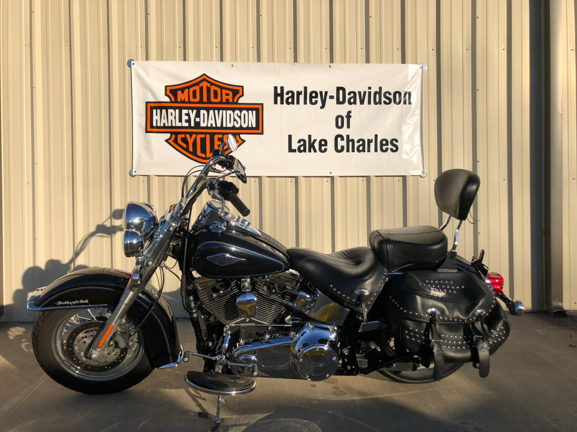 2014 Harley-Davidson Heritage Softail® Classic in Lake Charles, Louisiana